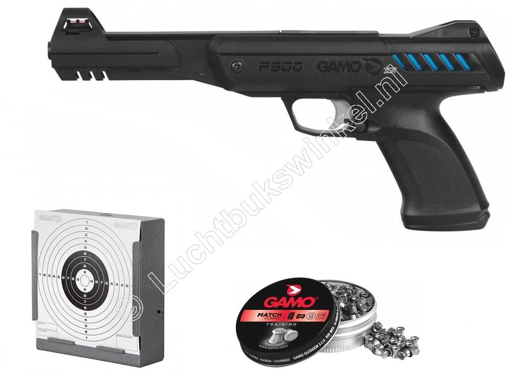 Gamo P-900 IGT GUNSET Luchtpistool 4.50mm, .177