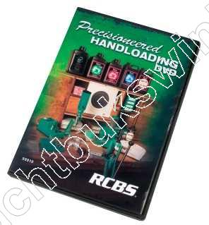 RCBS  -  DVD  -  PRECISIONEERED HANDLOADING