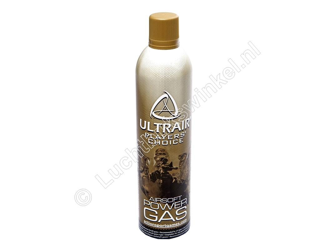 ASG ULTRAIR Airsoft Power Gas inhoud 570ml