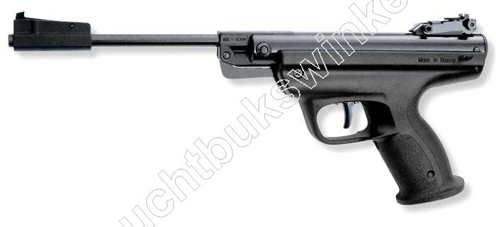 Baikal IZH-53M Air Pistol 4.50mm