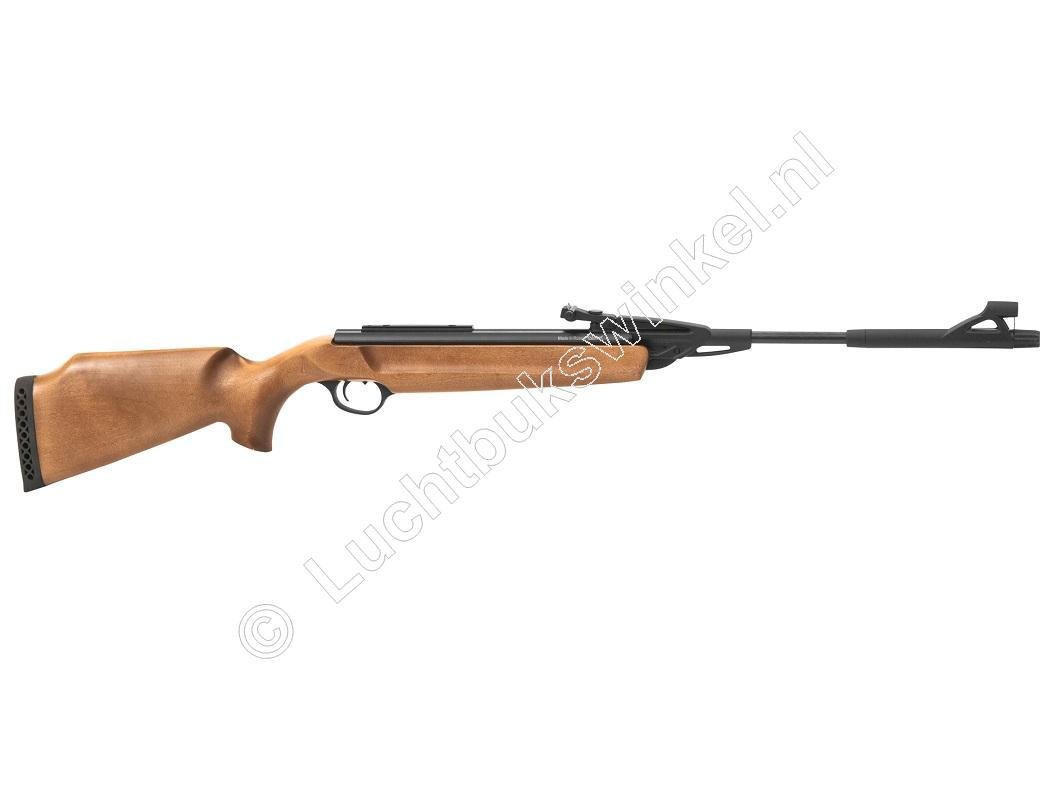 Baikal MP-512 model 2019 Wood Air Rifle 4.50mm
