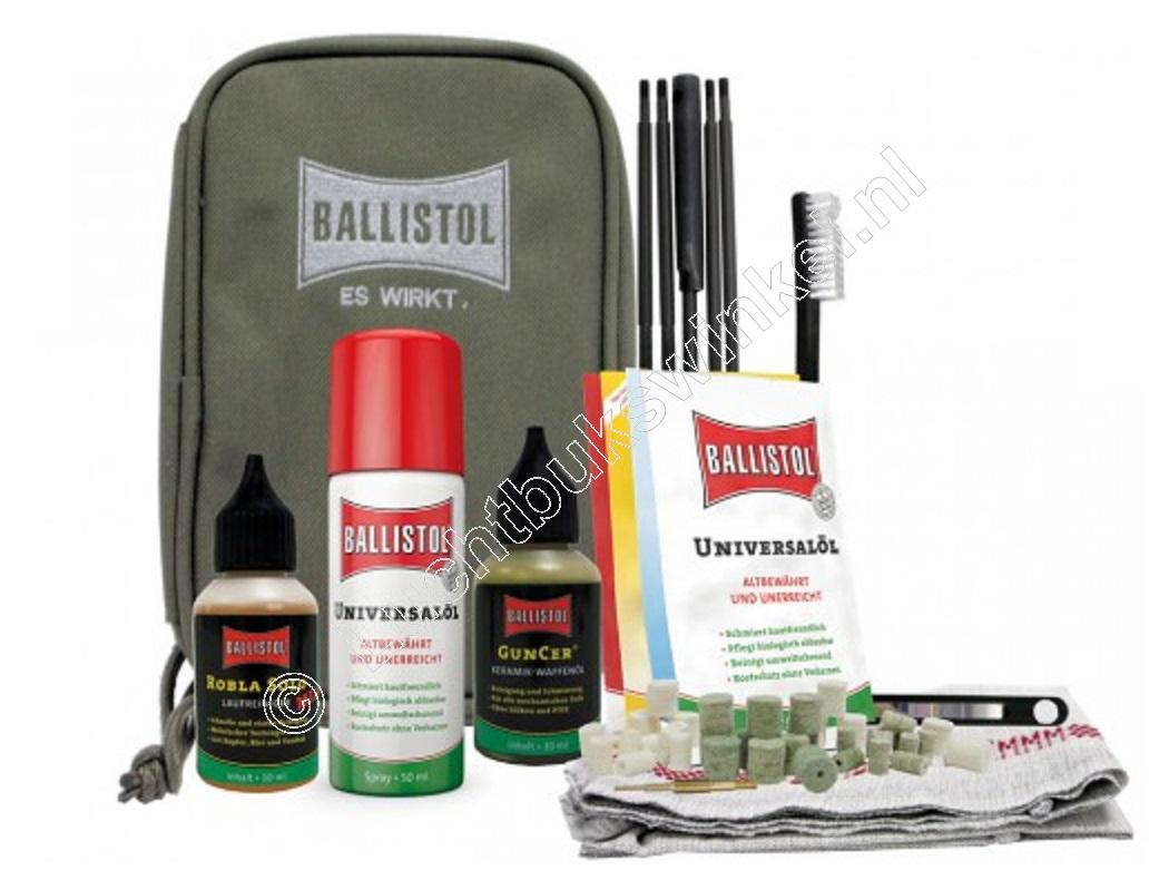 Ballistol Gun Cleaning Bag 44 pieces
