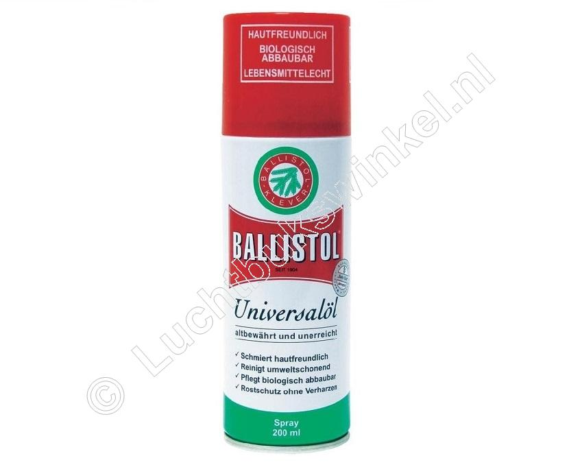Ballistol Wapenolie Spray 200 ml