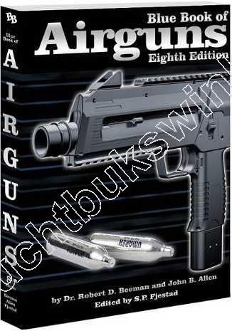 BLUE BOOK of AIRGUNS uitgave 8