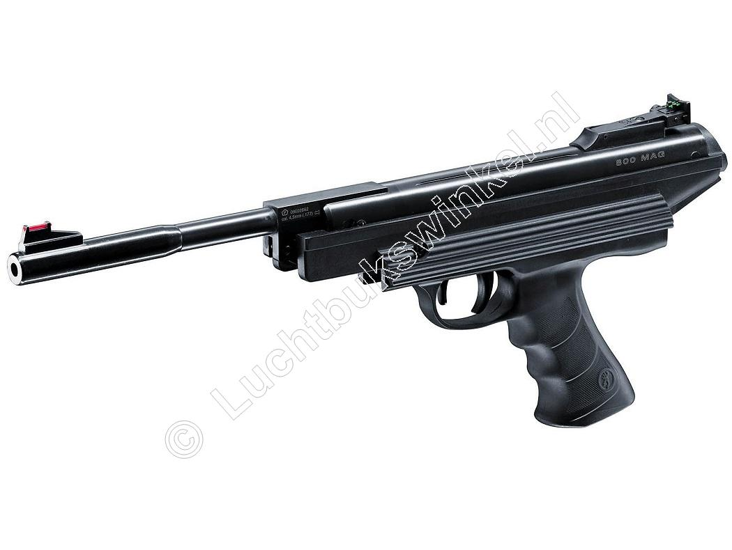 Browning 800 Mag Air Pistol 4.50mm