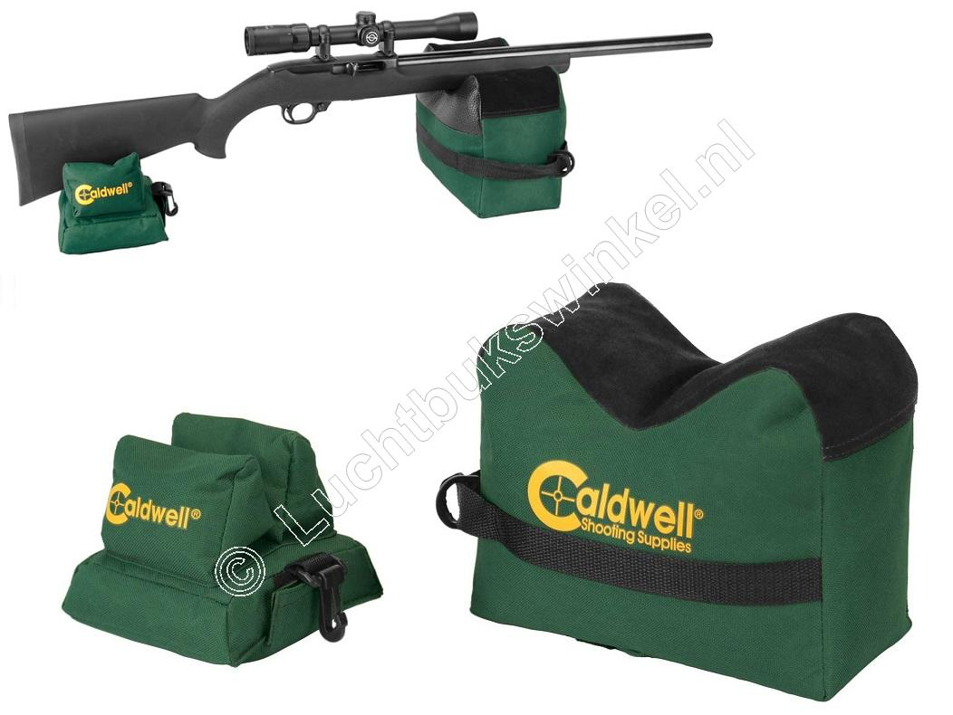Caldwell DEADSHOT BAG COMBO Shooting Bag Unfilled