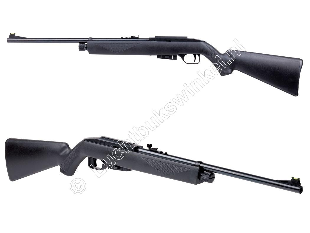 Crosman REPEATAIR 1077 Semi-Automatic Co2 Air Rifle 4.50mm
