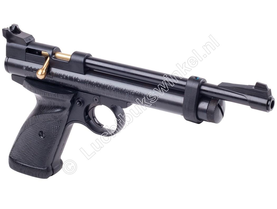 Crosman 2240 Air Pistol Co2 5.50mm