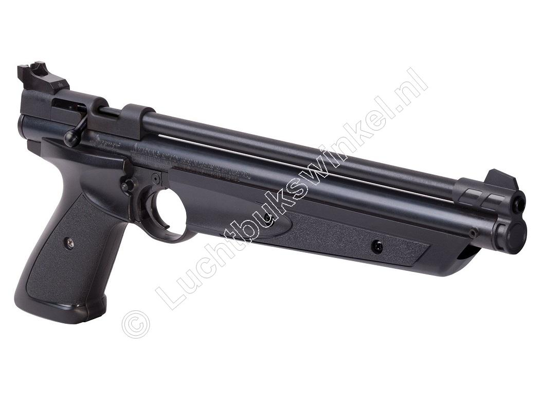 Crosman P1322 Air Pistol 5.50mm