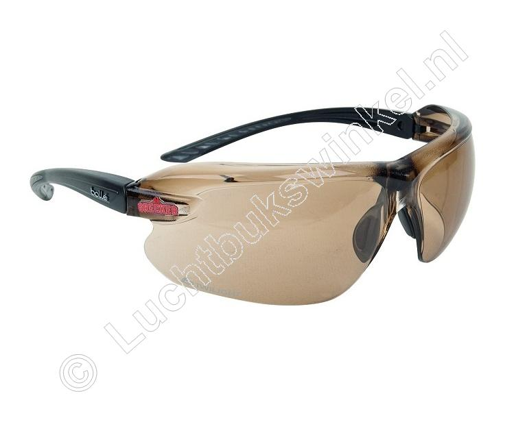 DaGrecker IRI-s Safety Shooting Glasses color Twilight