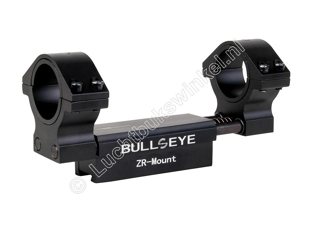 Diana BULLSEYE ZR-MOUNT Airgun Mounts for 1 inch and 30mm Scope HIGH 1 piece
