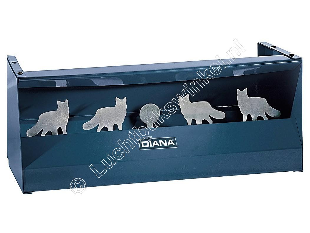 Diana MULTI FOX Pellet Trap with 4 Targets