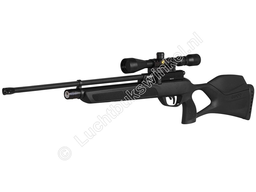 Gamo GX40 PCP Luchtgeweer 5.50mm + PCP Pomp
