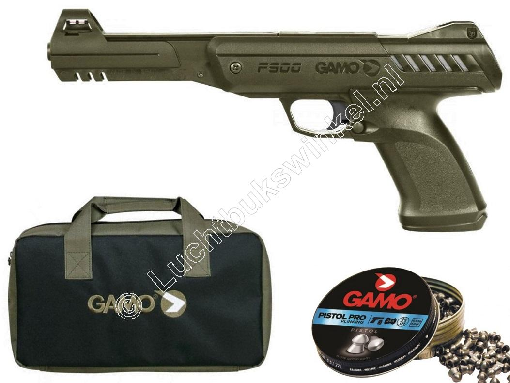 Gamo P900 Jungle Set Luchtpistool 4.50mm