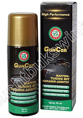 GunCer Wapenolie Spray  50 ml