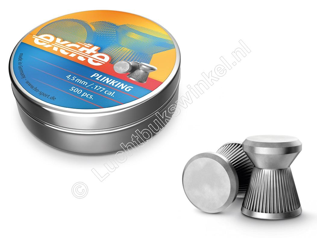 Excite Plinking 4.50mm Airgun Pellets tin of 500