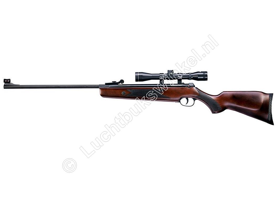Hammerli HUNTER FORCE  600 COMBO Air Rifle 4.50mm