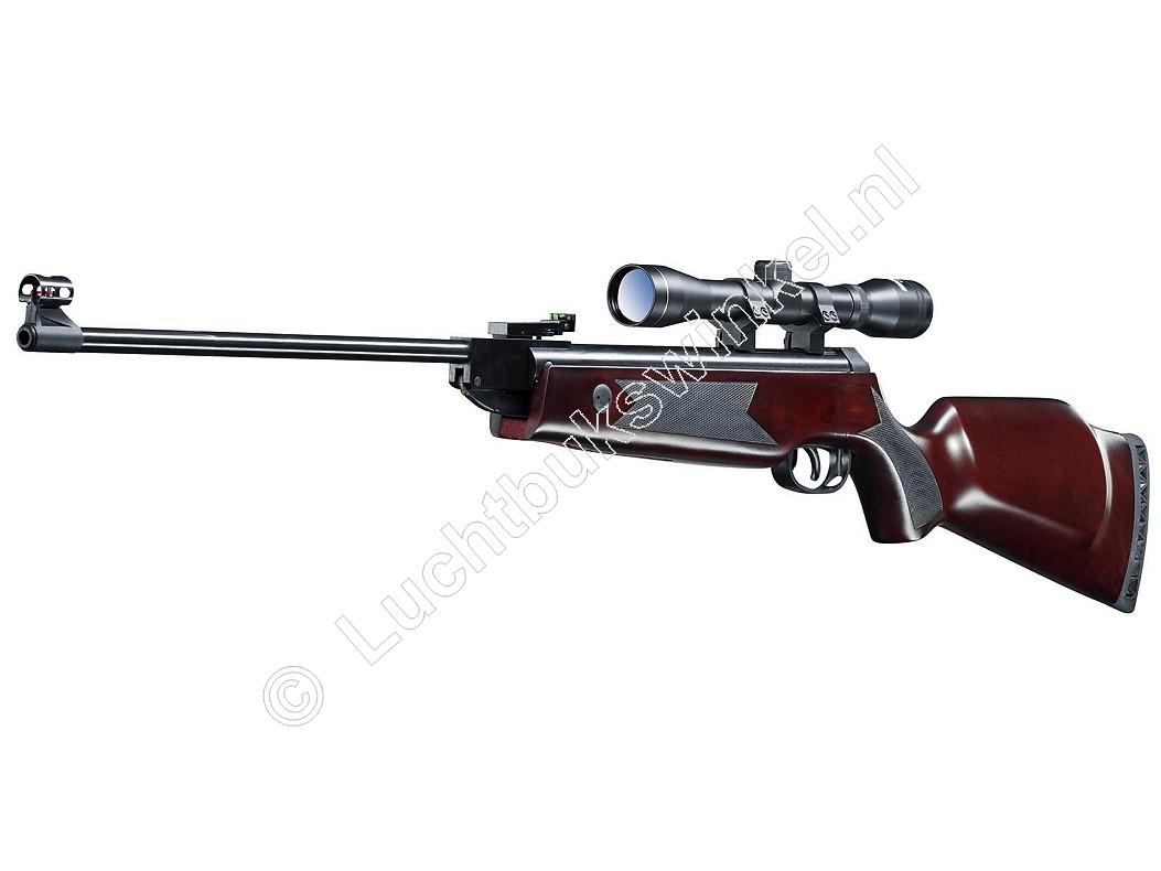 Hammerli HUNTER FORCE  750 COMBO Air Rifle 4.50mm