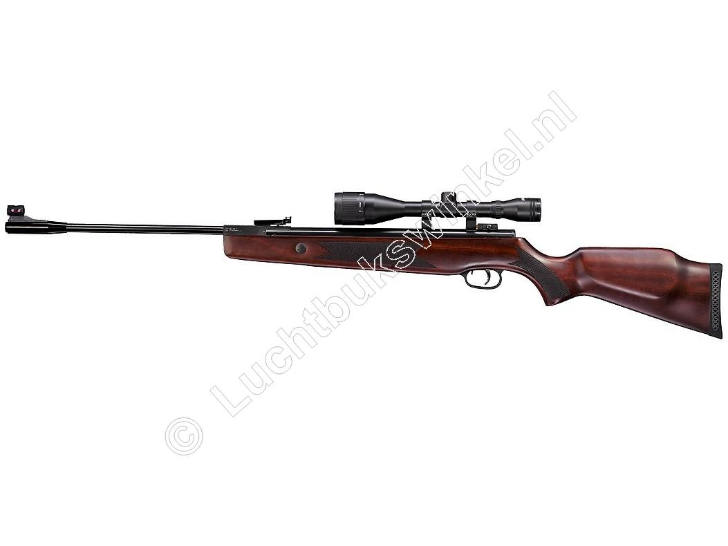 Hammerli HUNTER FORCE 1000 COMBO Air Rifle 4.50mm