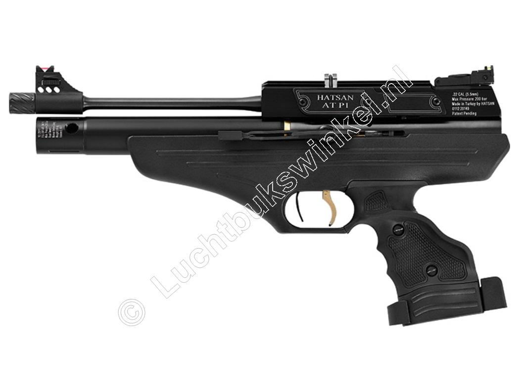 Hatsan AT-P1 Luchtpistool PCP 4.50mm