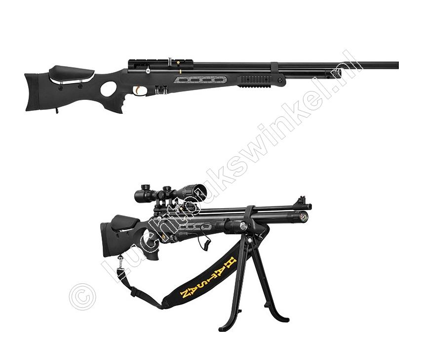 Hatsan BT65SB ELITE QE Air Rifle PCP 6.35mm
