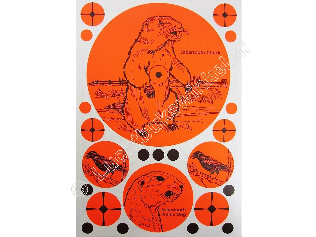 Lyman Targ-Dots VARMINT Assortment Pack