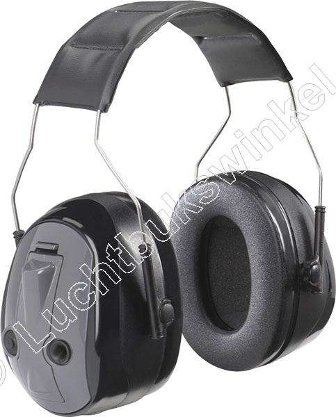 Peltor PUSH-TO-LISTEN Hearing Protection